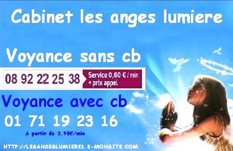 les anges lumiere